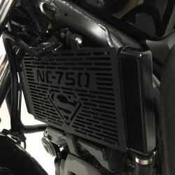 NC 750S Uyumlu Radyatör Koruma Aluminyum 2012-2018