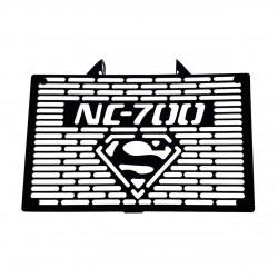 NC700S Uyumlu Radyatör Koruma Superman 2012-2018